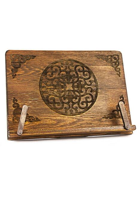 Wooden Desktop Lectern-quran Book Reading Stand Made of Turkey