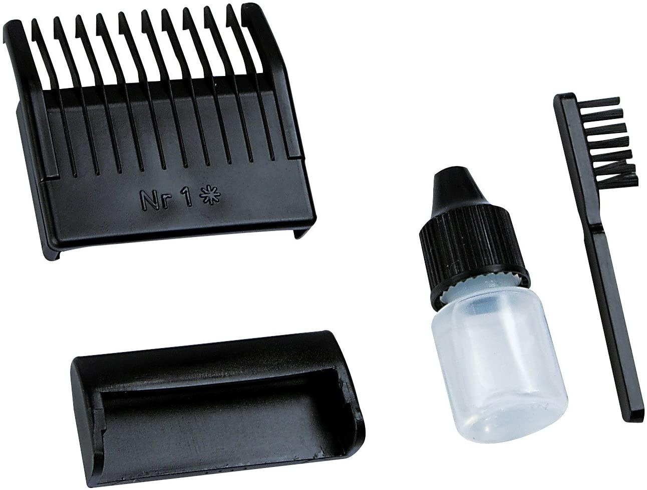 Moser 1173 - 0250 hair / beard trimmer opal, mains voltage enlarge