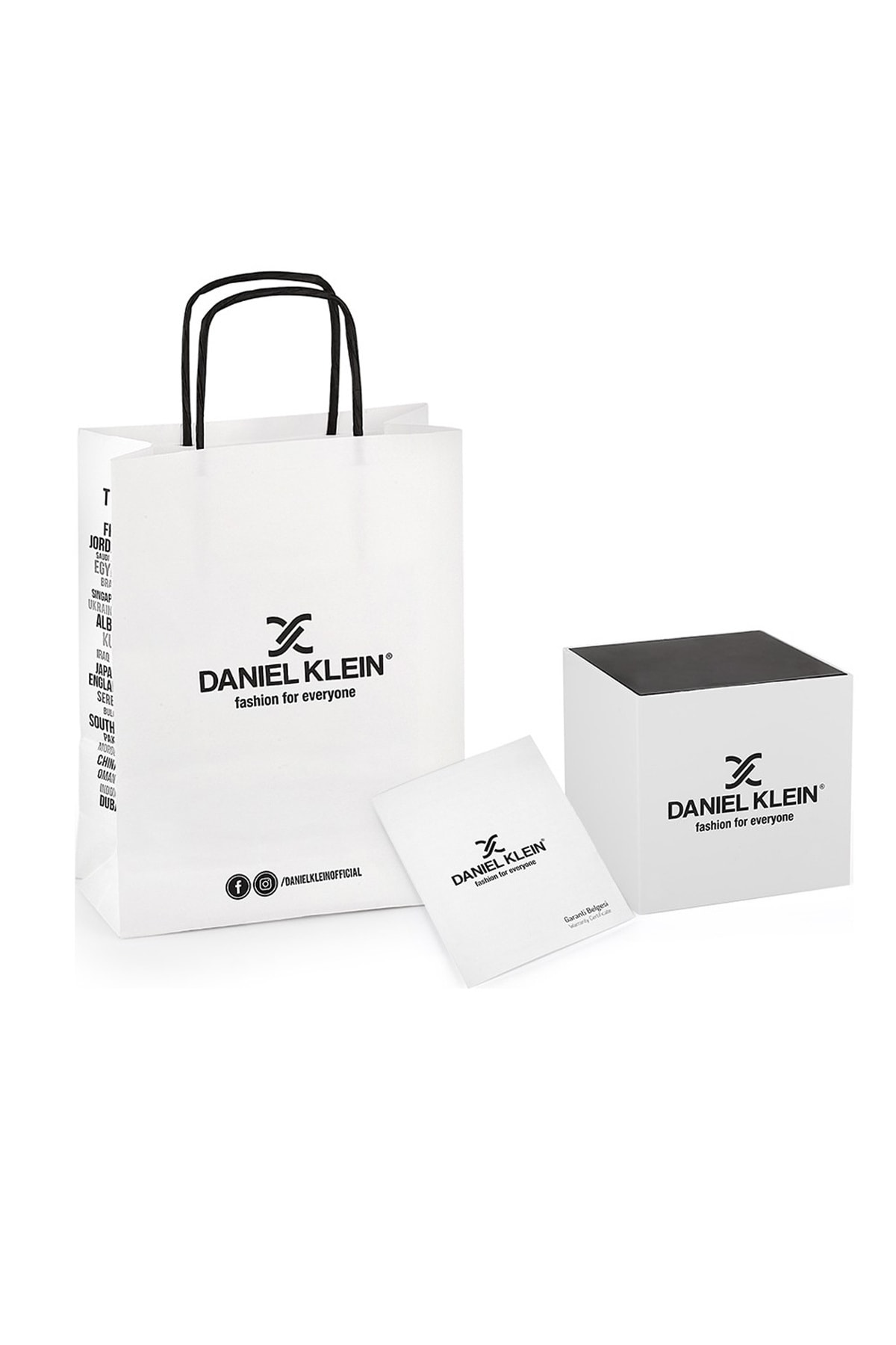 new 2021 Daniel Klein Women's Watch + wristband Gift enlarge