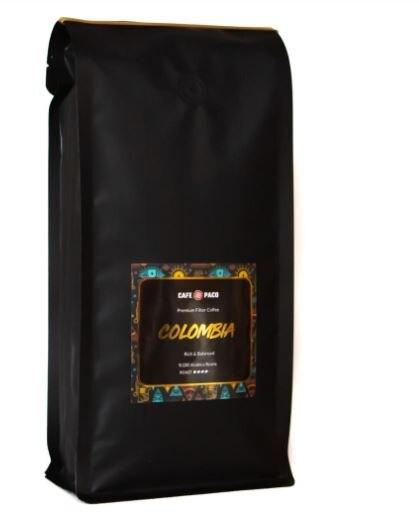 الباكو التركي كولومبيا تصفية القهوة 1 كجم | القهوة | SHİPPİNG مجاني