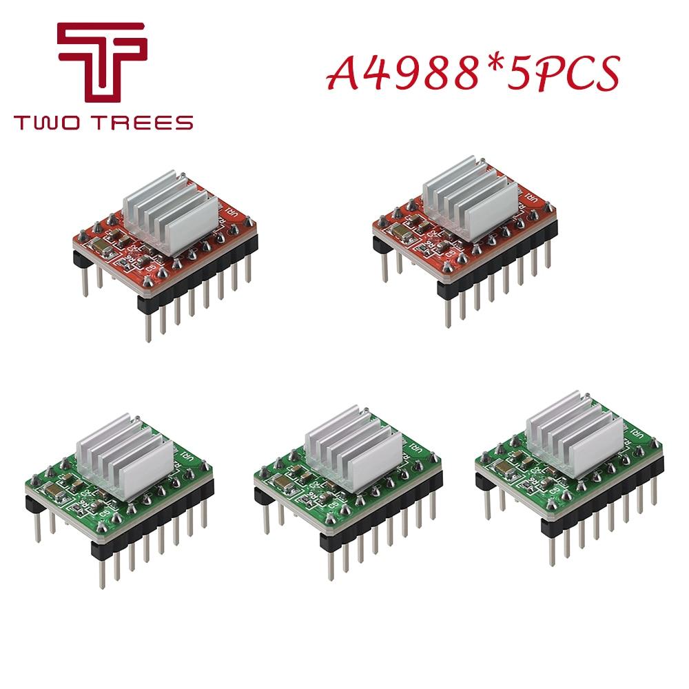 5pcs-a4988-stepper-motor-driver-module-with-heatsink-heat-sink-3d-printer-parts-for-skr-v13-14-gtr-v10-mks-gen-v14-board