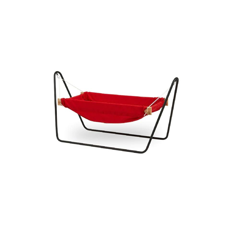 Деревянная детская кроватка-гамак, кровать для новорожденных, детская кроватка, Весенняя качели, подвижное гнездо, удобная хлопковая ткань ...