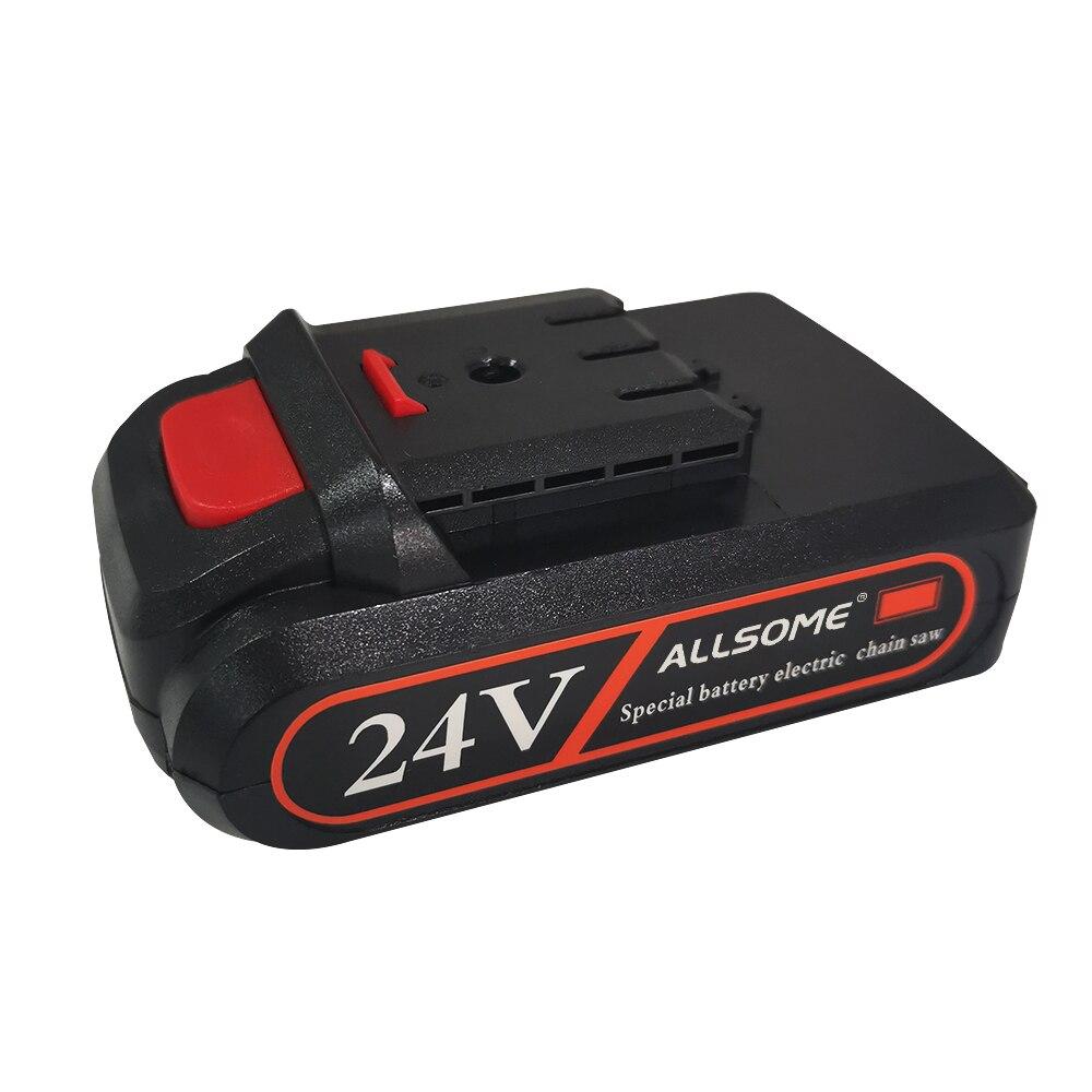 24V kaasaskantav elektriline saag elektrisaed puidutöötlus - Elektrilised tööriistad - Foto 4