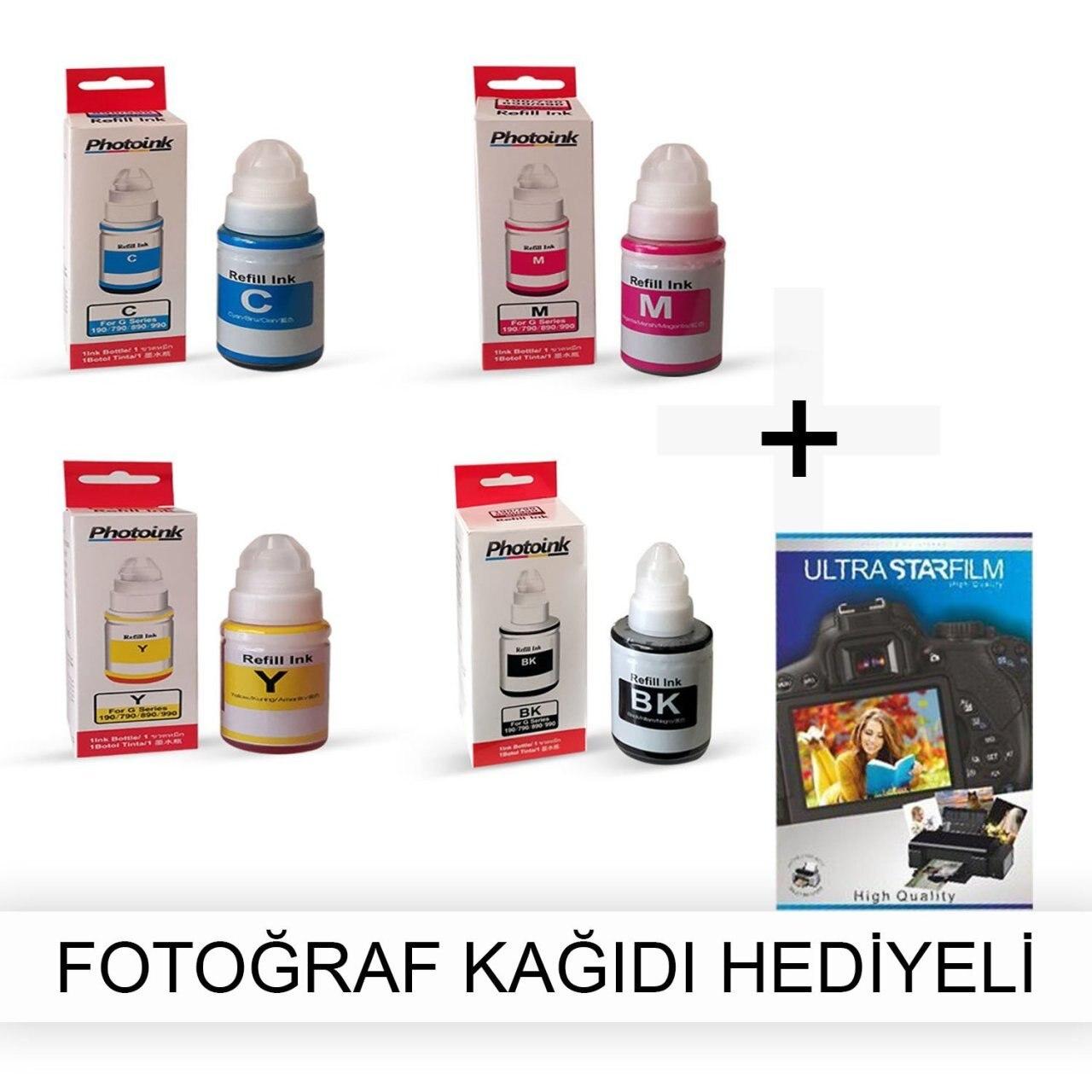 Canon Mg3550 1 traje de tinta fotográfica-papel fotográfico para regalo