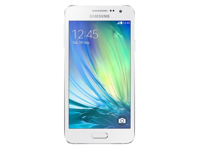 Samsung Galaxy A3 (2017) A320F завод разблокированные сотовые телефоны 4,7 дюйм , 2 Гб оперативной памяти, 16 Гб встроенной памяти, смартфон Восьмиядерный 13 МП ...
