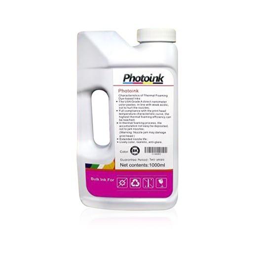 Tinta roja Brother compatible de 1000 ml para impresoras (tinta inteligente PHOTOINK)-T300/T310/T500/T510/T800/T810/T910