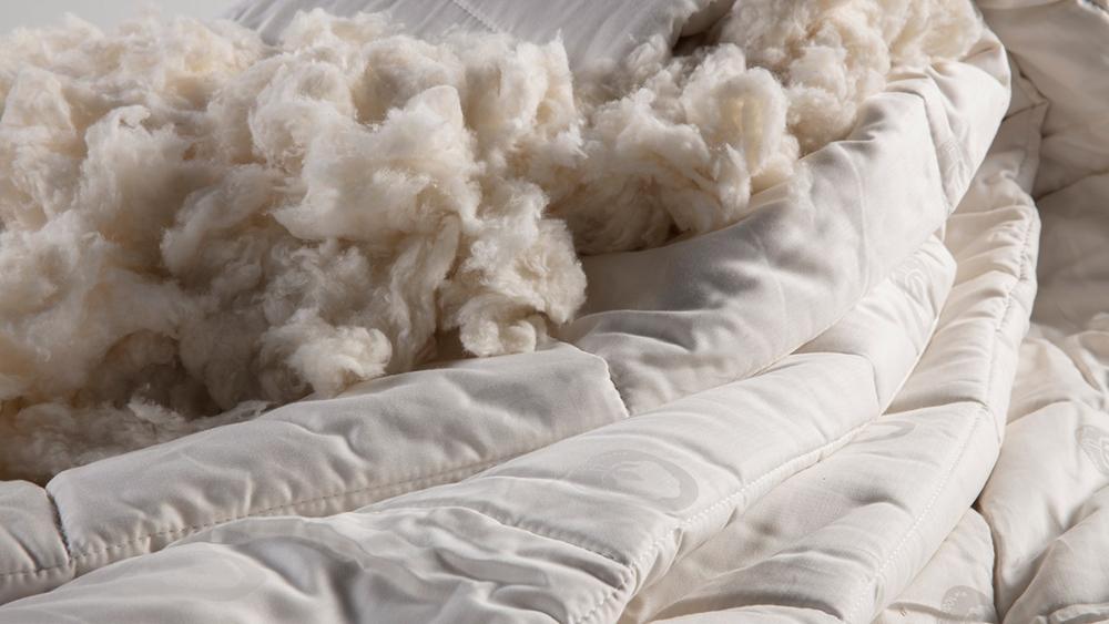 العضوية السمان لحاف من الصوف مخصص اليد الخياطة التقليدية اليدوية التركية لحاف من الصوف الأمريكية النسيج الشتاء 3 كجم لحاف من الصوف