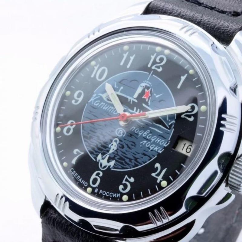 Reloj Vostok Commander 211831 submarino marino ruso
