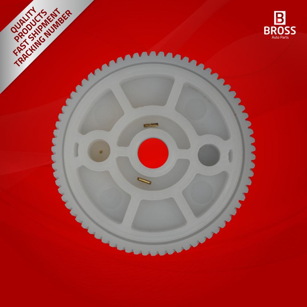 Engranaje de reparación de Motor de limpiaparabrisas trasero Bross BGE548 con Metal para Rover diámetro exterior 53,62mm
