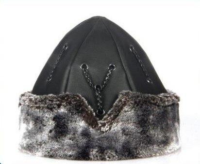 قبعات بومبر ، قبعة طيار ، فرو صناعي ، كل جانب ، قبعة ثلج ، جيش سوفيتي ، روسي ، أوشانكا ، 2011