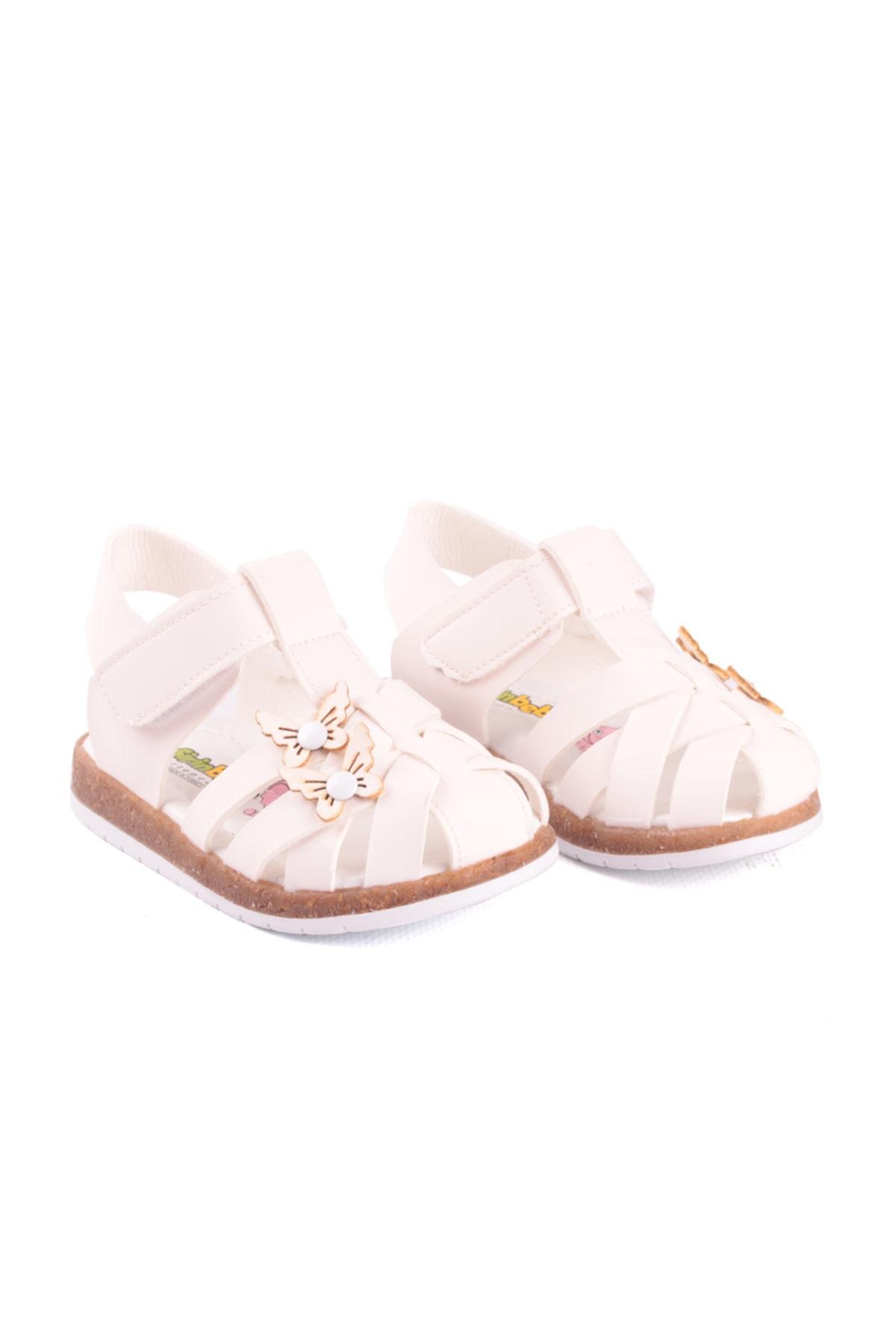 Flaneur Baby Girl Orthopedic Closed Toe Sandals 2021 Premium Quality