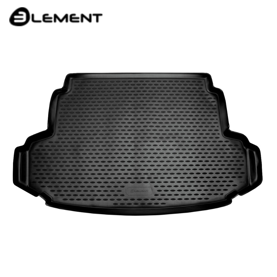 Для Toyota Corolla Fielder E140 2007-2012 RHD Wagon Коврик в багажник полиуретан [Element ELEMENT48103B12]