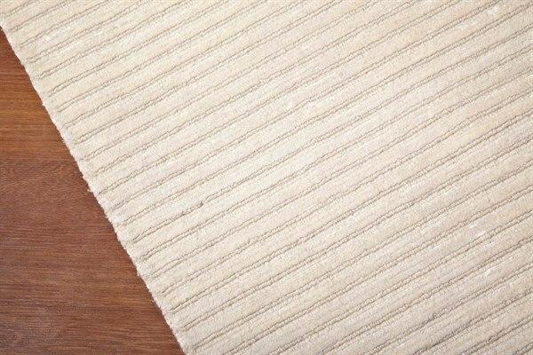 نيولاين AVG سجادة بيضاء مصنوعة يدويا