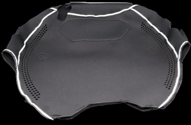 Kingsong-غطاء واقي للدراجة الأحادية الكهربائية ، للعاكس 18 لتر 18xl ، نسيج النيوبرين ، تصميم أنيق