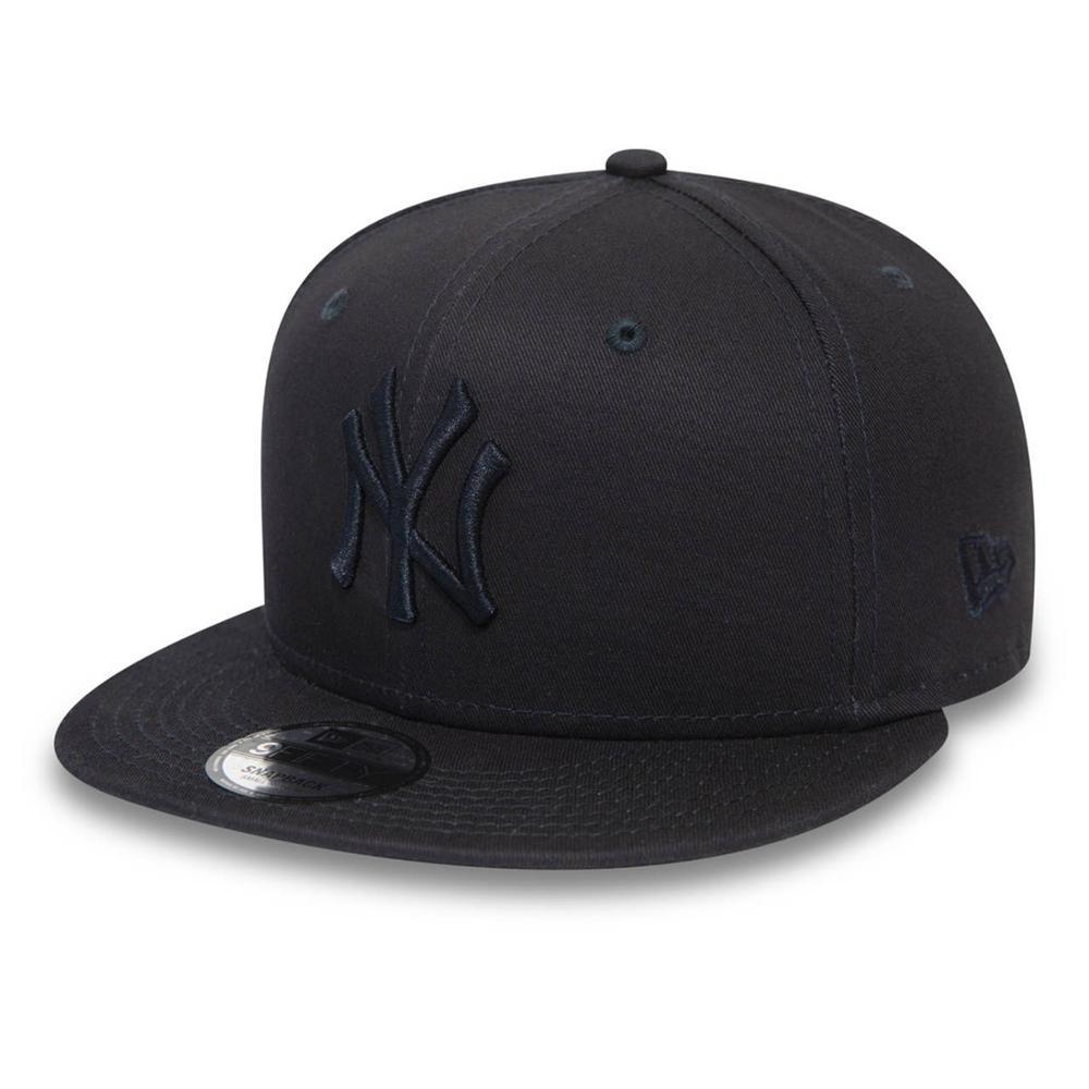 Gorra Plana New Era New York Yankees MLB Essential 9FIFTY Azul Marino