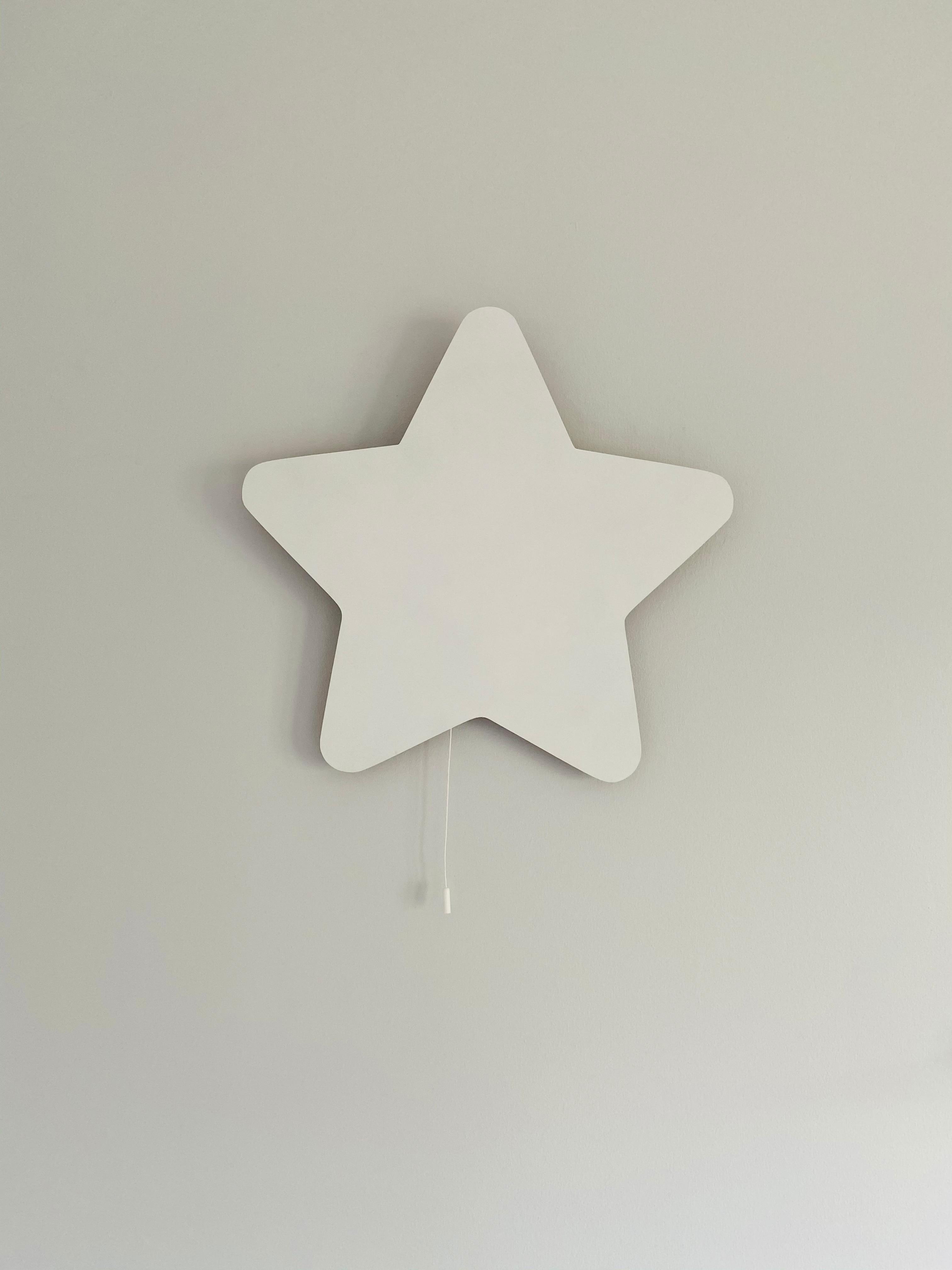 Set of 3- Star Balloon Moon Lamp Set, Baby Bedside Night Light, Nursery Wall Decor, Montessori Furniture, Colored Wall Light enlarge