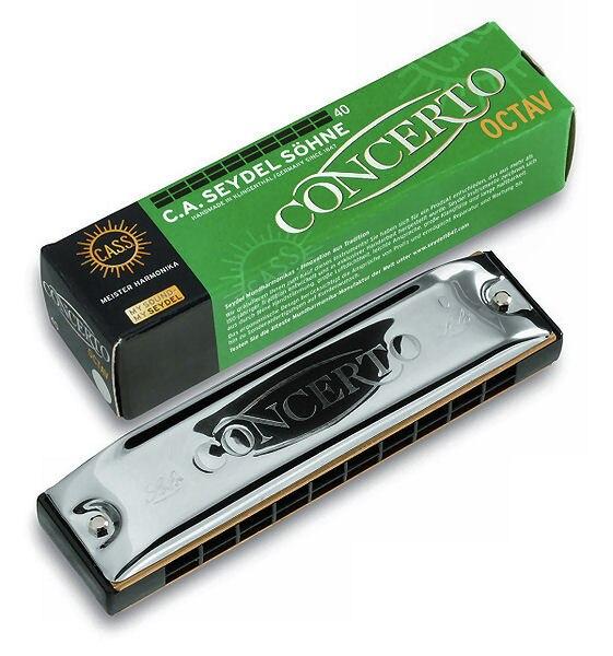 30401c concerto c harmônica octave, seydel sohne