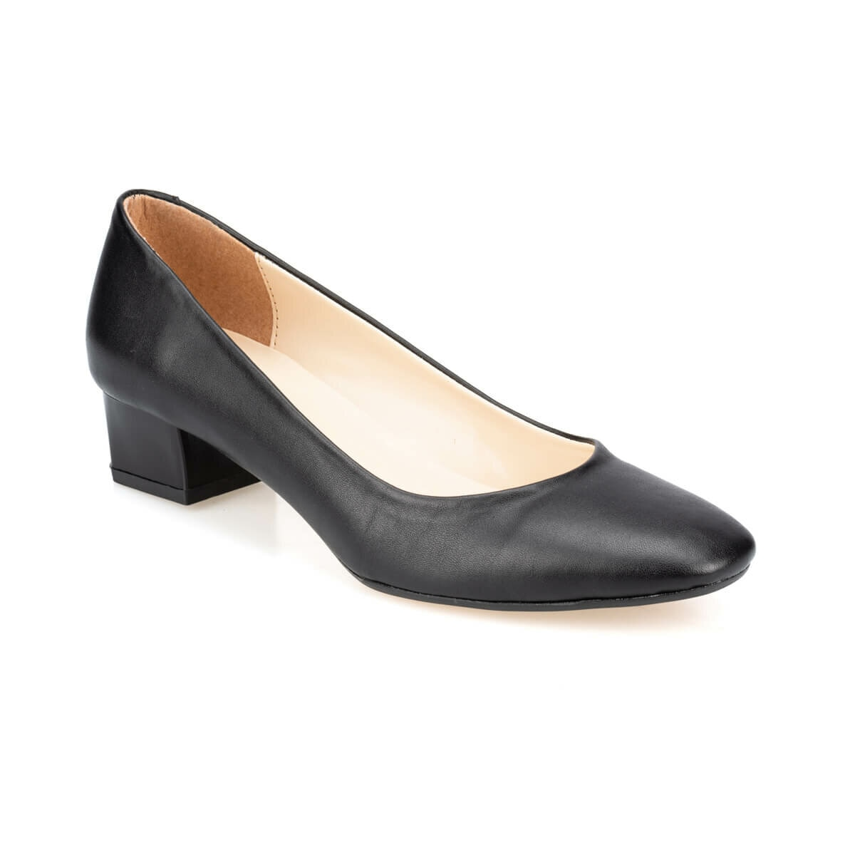 FLO 91,312079. Z negro mujer Gova zapatos Polaris