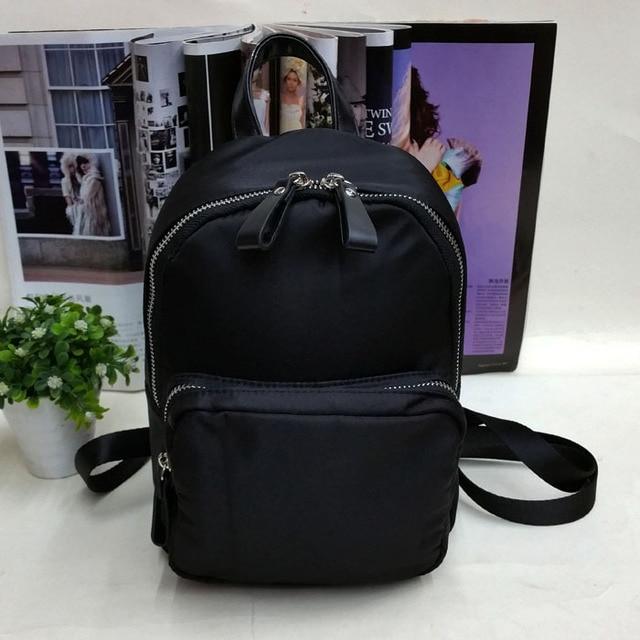 100% mochila kiple Original de tamaño mediano, mochila de viaje, mochilas escolares informales con colgante de mono