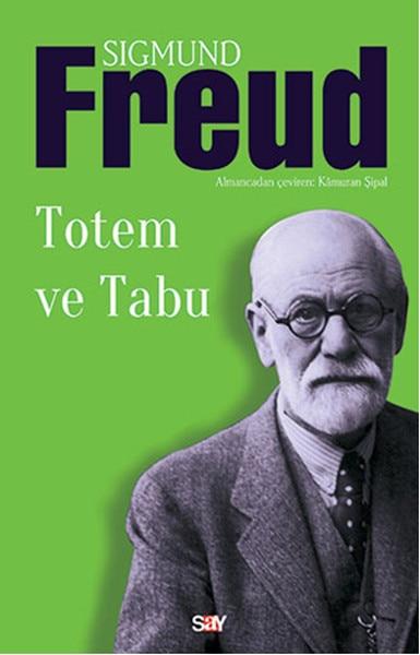 Totem y Taboo Sigmund Freud dicen publicaciones (turco)