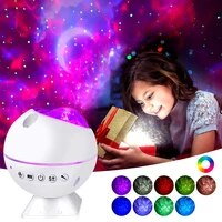 star projector galaxy lamp starry sky projector laser usb led night light moon lamp galaxy porjector light for home decor