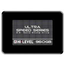 """하이 레벨 울트라 2.5 """"SATA 3.0 SSD 120 / 240 / 480 / 960 GB HLV-SSD30ULT"""