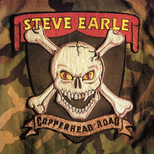 Steve Earle / Copperhead Road (LP)