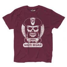 Tee shirt Football Pirate Torino Ultras Grenade 3 S