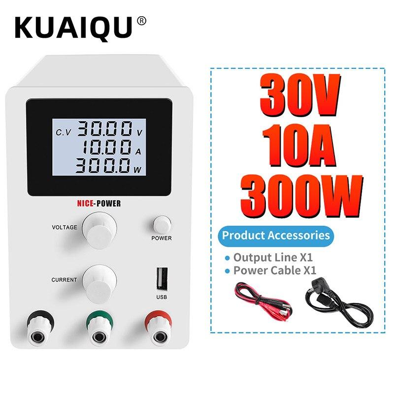 30 فولت 10A مختبر قابل للتعديل تيار مستمر امدادات الطاقة الجهد المنظم 220 فولت 110 فولت مثبت الحالي امدادات الطاقة الصغيرة 30 فولت 20A 60 فولت 10A