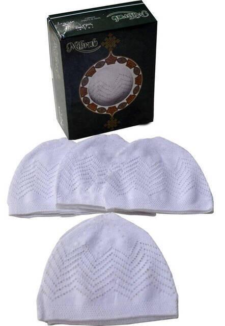 12 pcs muslim men prayer hats cap Islamic ramadan Hats Made In Turkey Kimono
