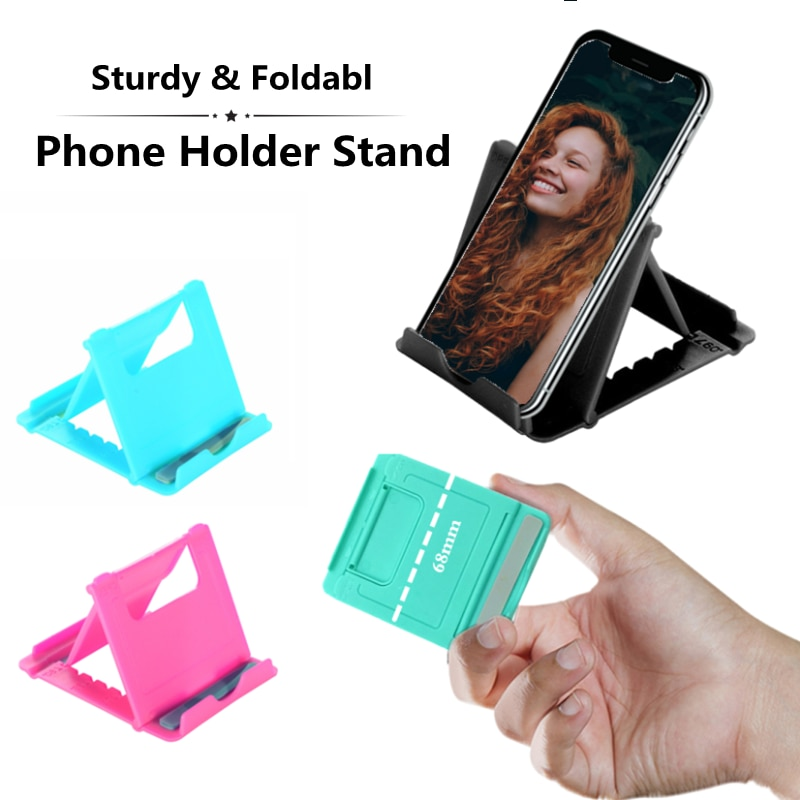 VBNBV Phone Holder Stand Moblie Phone Support For iPhone Xiaomi Samsung Huawei Tablet Holder Desk Ce