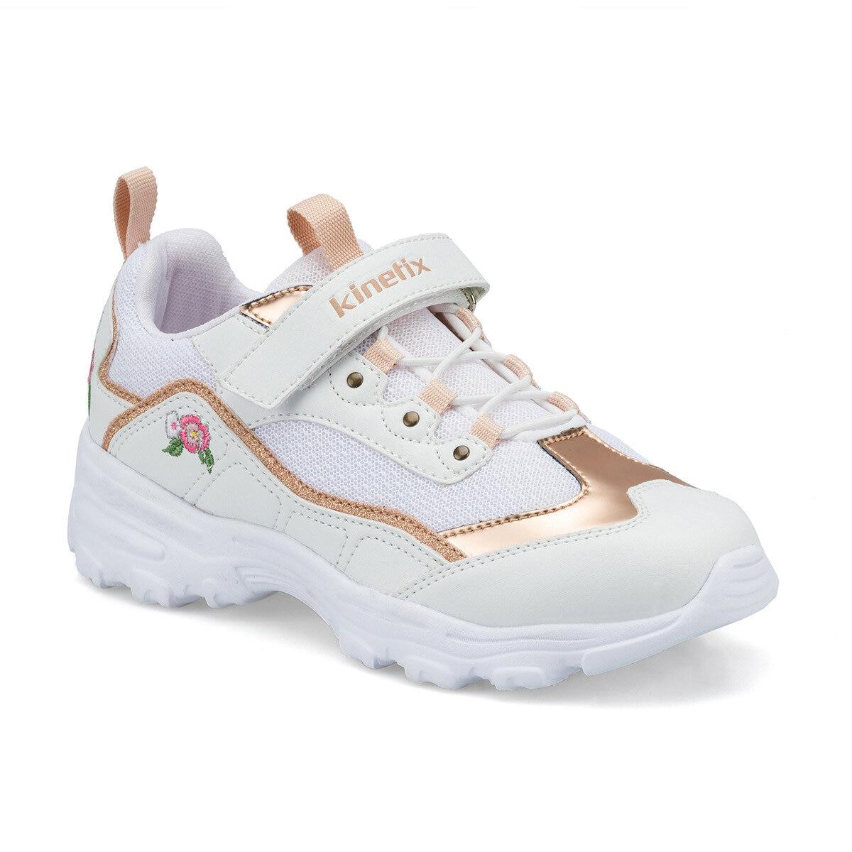 FLO HARMONI blanco mujer zapatilla deportiva para niños zapatos KINETIX