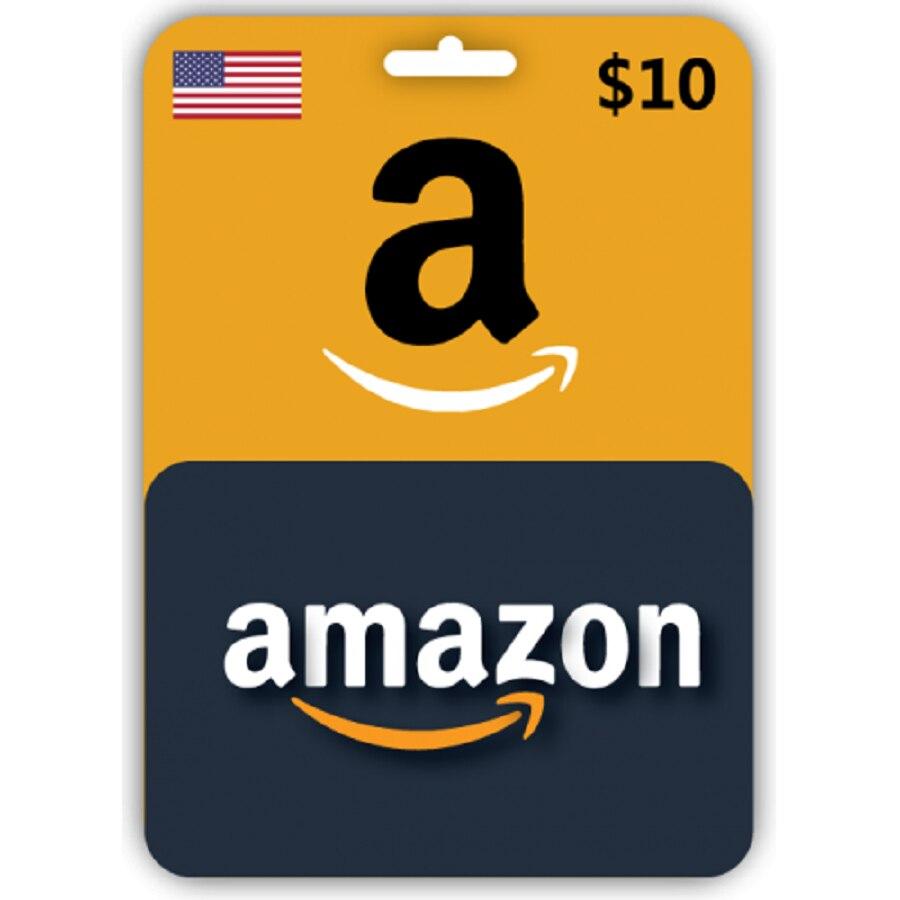 AMAZON GIFT CARD USD10