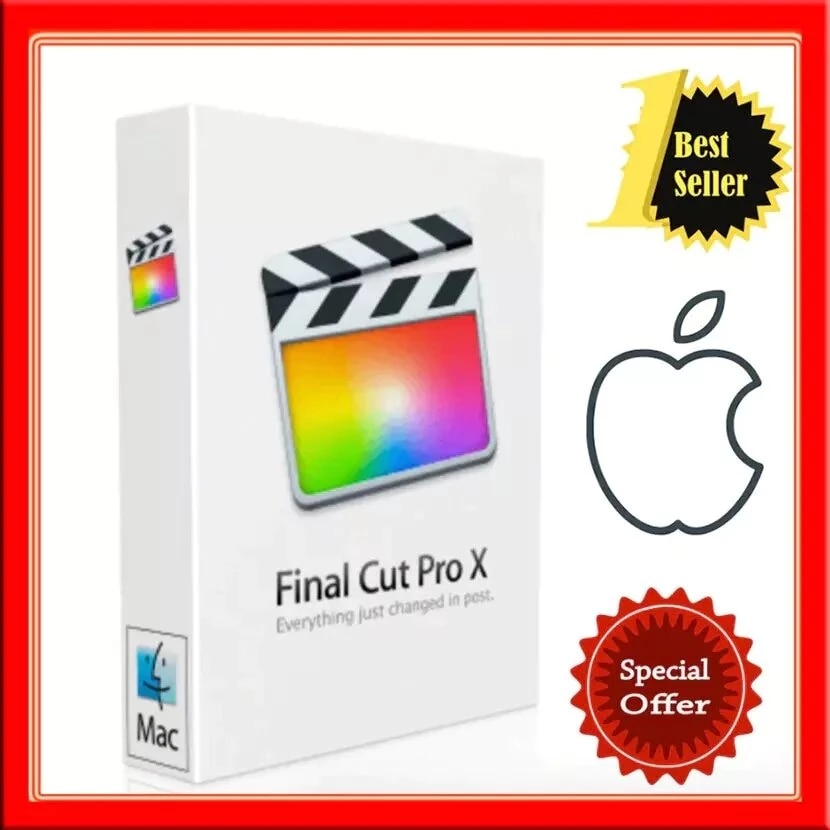 Final Cut Pro X 10.5 Full Version 2021
