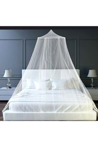 White Tulle Mosquito Net