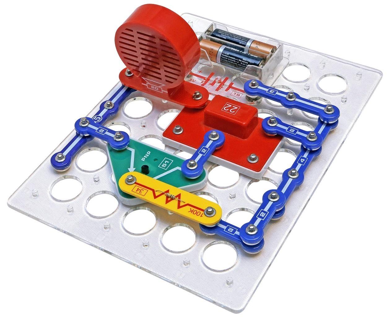 Diseñador experto en EL 70197 Primeros pasos en electrónica. Conjunto B (15 planes)