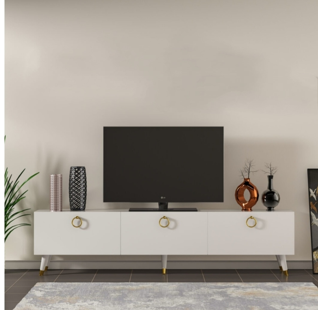 حامل تلفاز بنتا/حامل تلفاز بنتا (150 سنتيمتر)