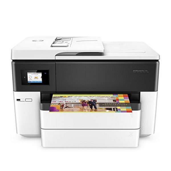 Impressora multifuncional hp g5j38a # a80 wifi 512 gb branco