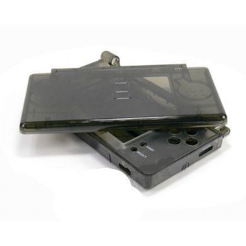 Pièce de rechange pour Nintendo DS Lite (noir-TRANSPARENT)