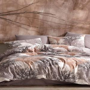 Cotton Double Duvet Cover Set King Quality Fabric Bedding Quilt Duvet Cover Bed Sheet Pillowcase Set Home Textiles For Adults