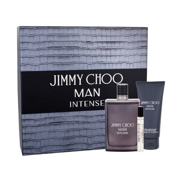 Mens Perfume Set Intense Jimmy Choo (3 pcs)