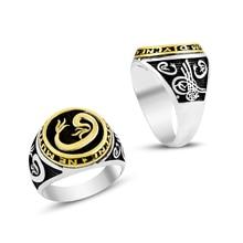925 Silver Special Khalif Rings for Men