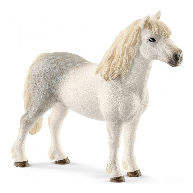 Figurine Schleich étalon du poney gallois 13871
