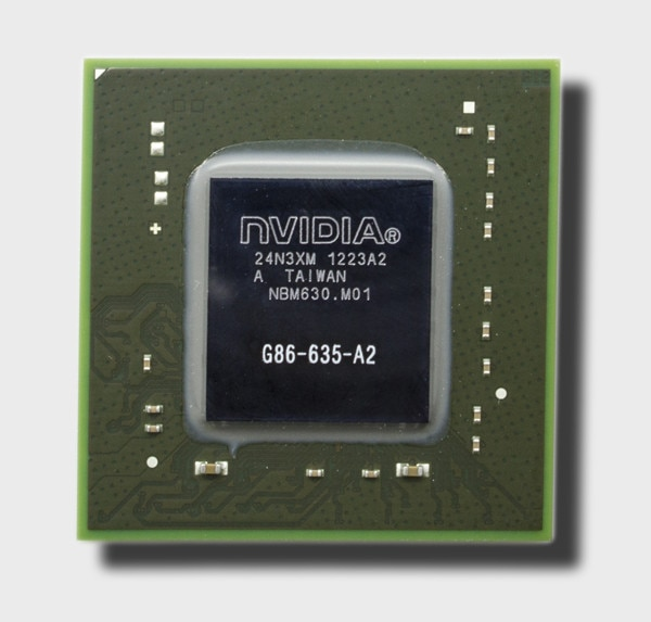 Nvidia G86-635-A2