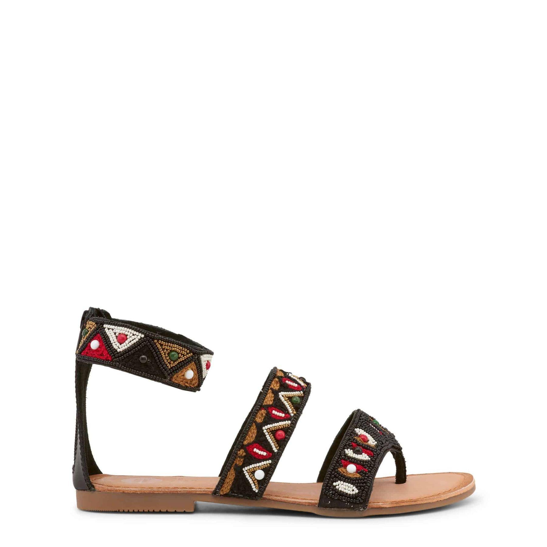 Gioseppo - FLORINTA - Negro Sandalias de mujer, calzado de verano, chanclas
