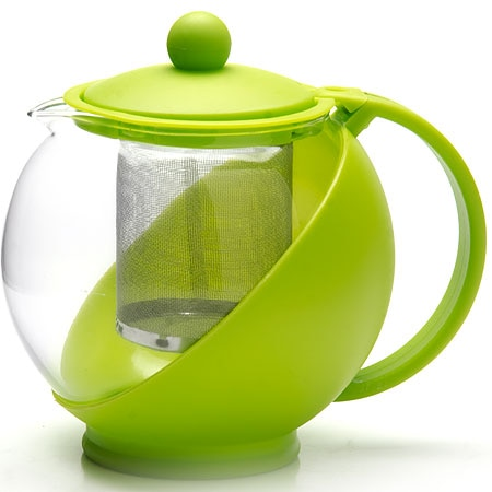 Zav/chaleira 750 ml com filtro verde mayer & boch 25738-1