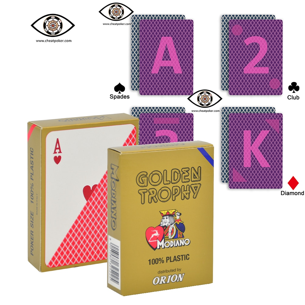Фото - Modiano Mark Card Anti Cheating Poker for Contact Lenses Magic Tricks Deck Plastic Board Game Waterproof Marked Playing Cards mark harlan winning at internet poker for dummies