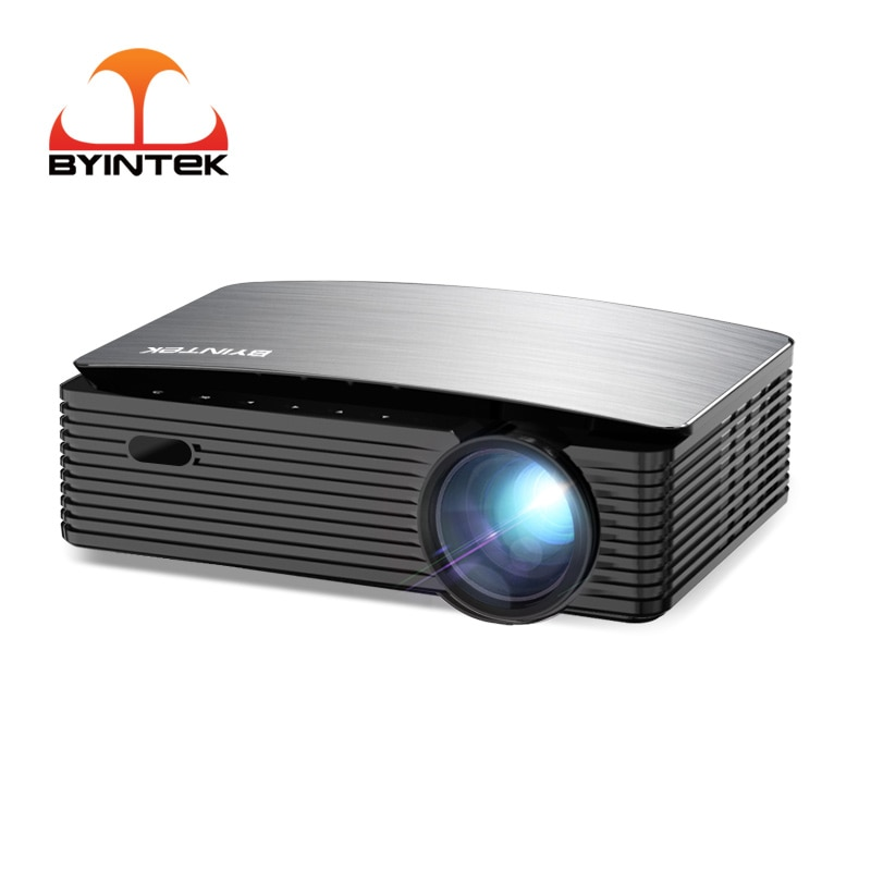 Review BYINTEK K25 Smart Full HD 4K 1920x1080P LCD Android Wifi LED Video Home Theater Projector for 300inch Cinema Smartphone Tablet