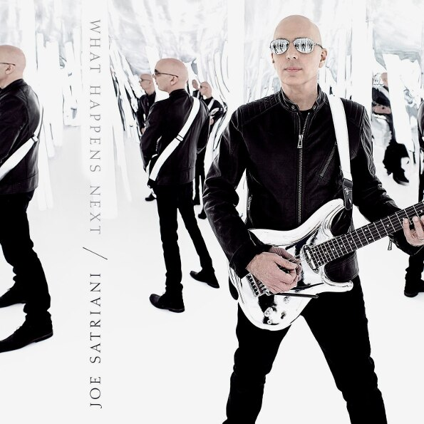 Joe Satriani/what happens next (2LP)