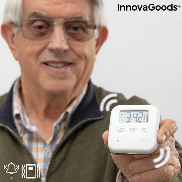 Pastillero Inteligente Electrónico Pilly InnovaGoods